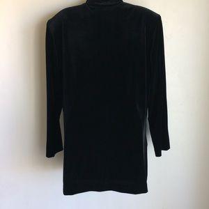 JBS Jackets & Coats - JBS Black India Style Jacket Size 12